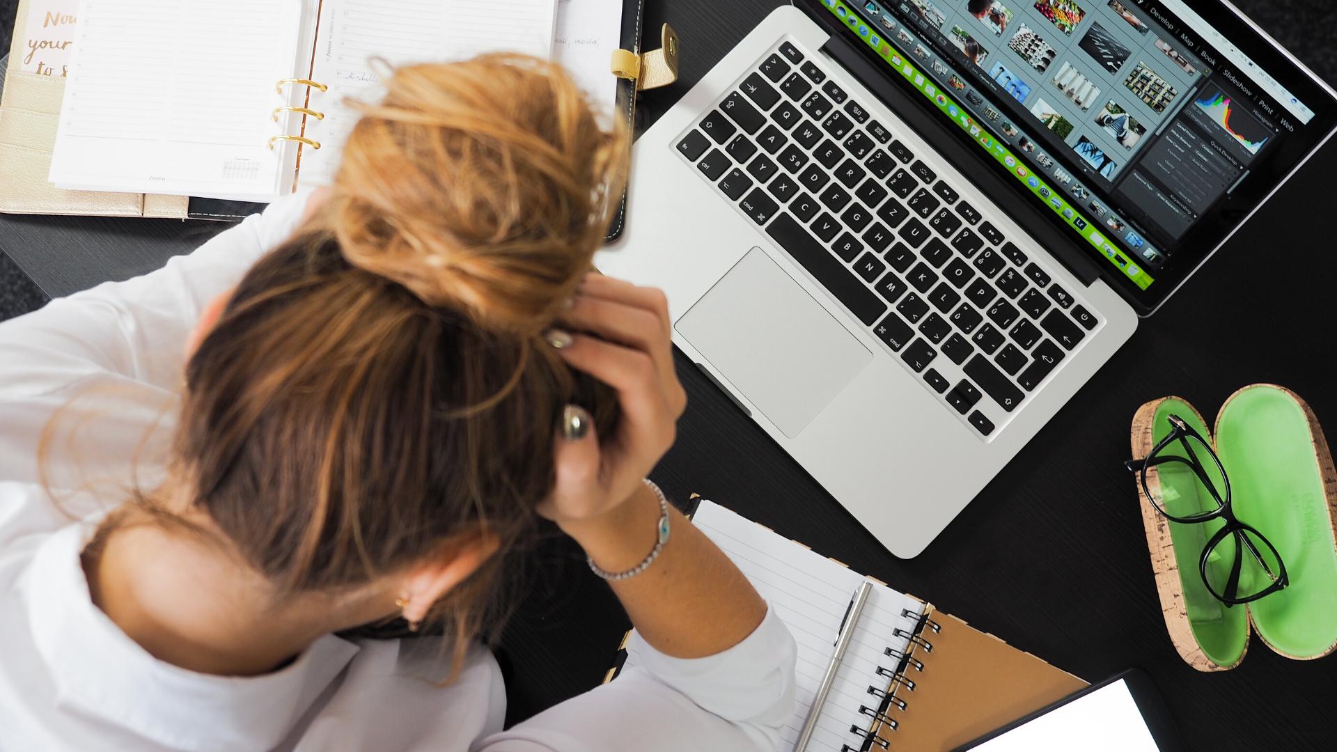 burnout sul posto di lavoro